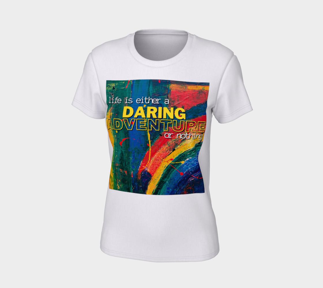 daring adventure preview #7