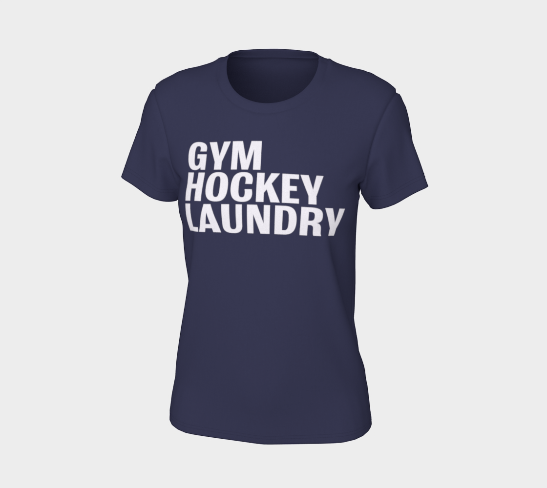 Gym, Hockey, Laundry preview #7