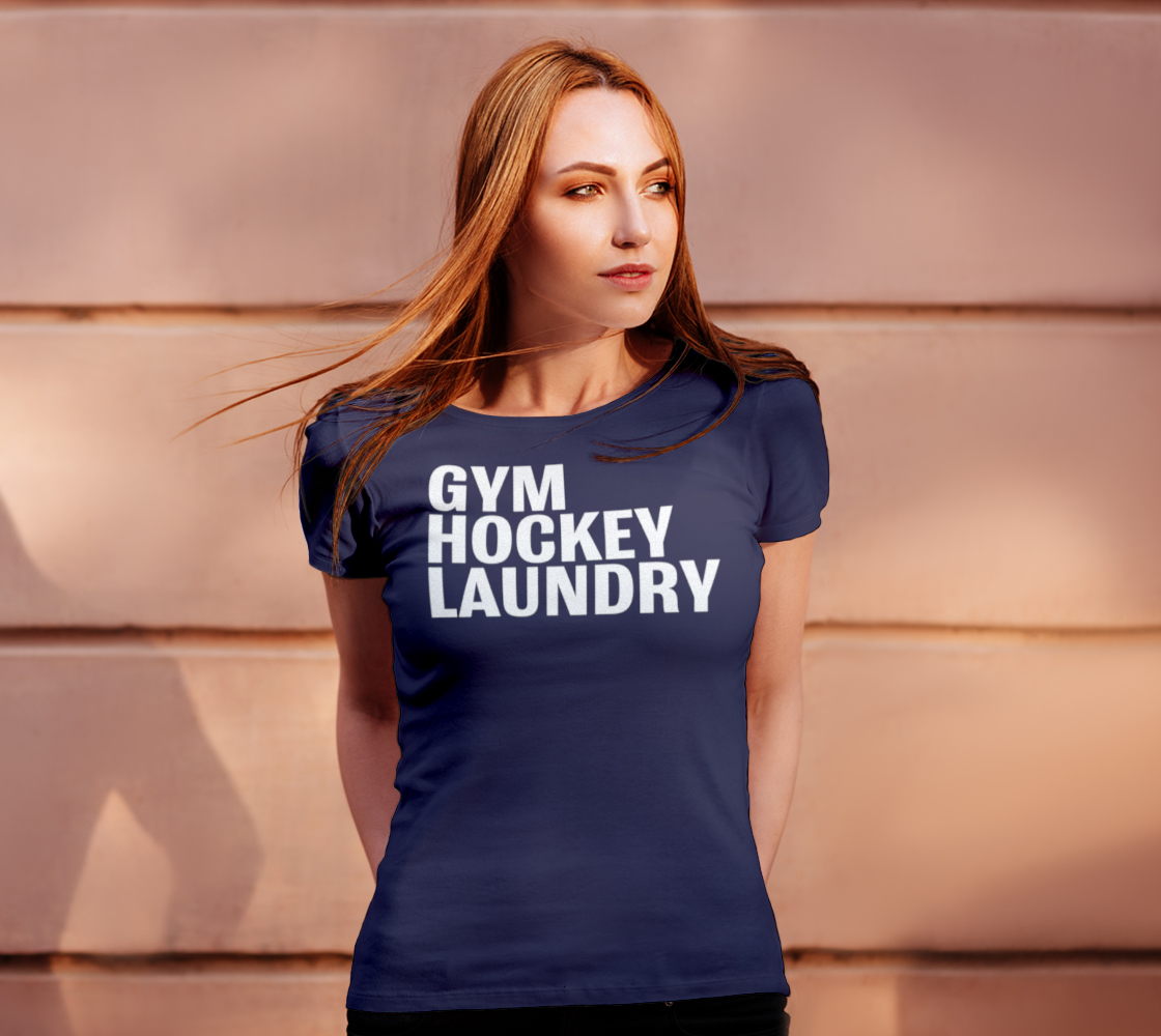 Gym, Hockey, Laundry preview #4