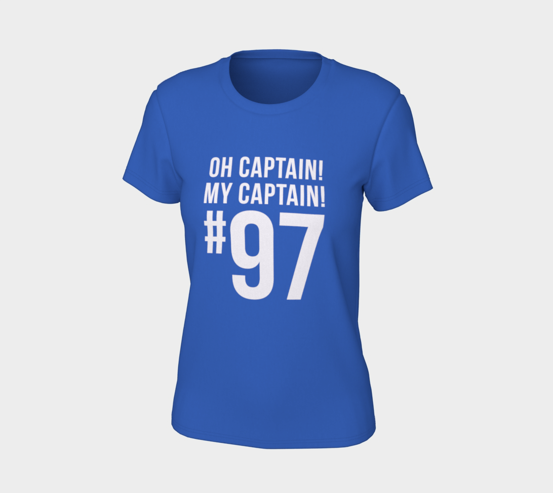 Oh Captain! My Captain! #97 preview #7
