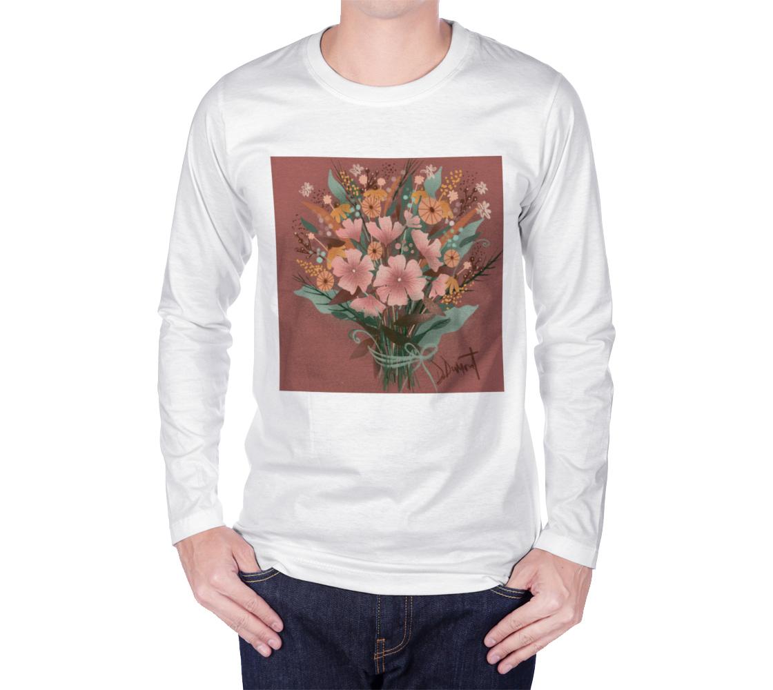 Aperçu de Chandail Fleurs d'automne