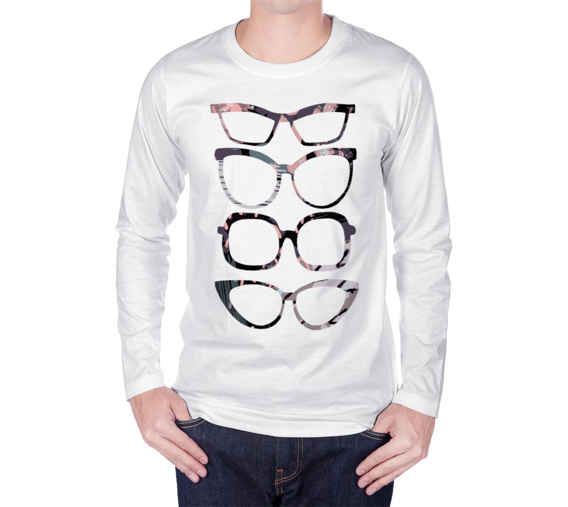 Purple MOD Glasses preview