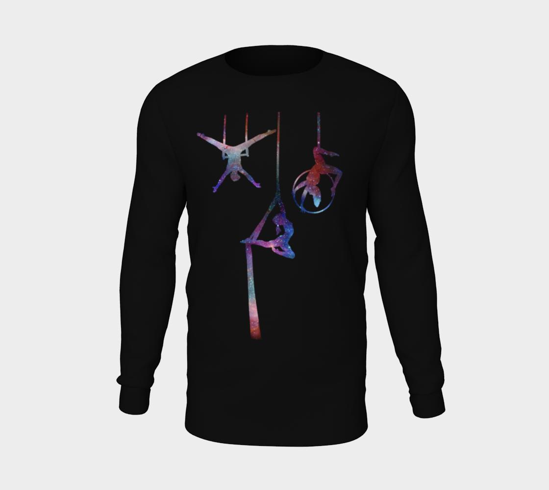 Aerial Stars Long Sleeve Teeshirt preview #5