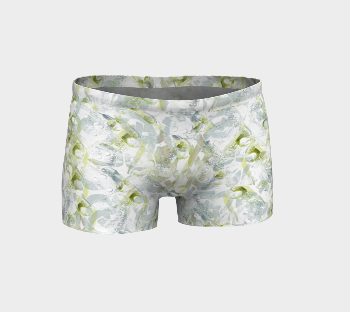Spring Equinox Shorts by Laura Davis Art Studio preview #1
