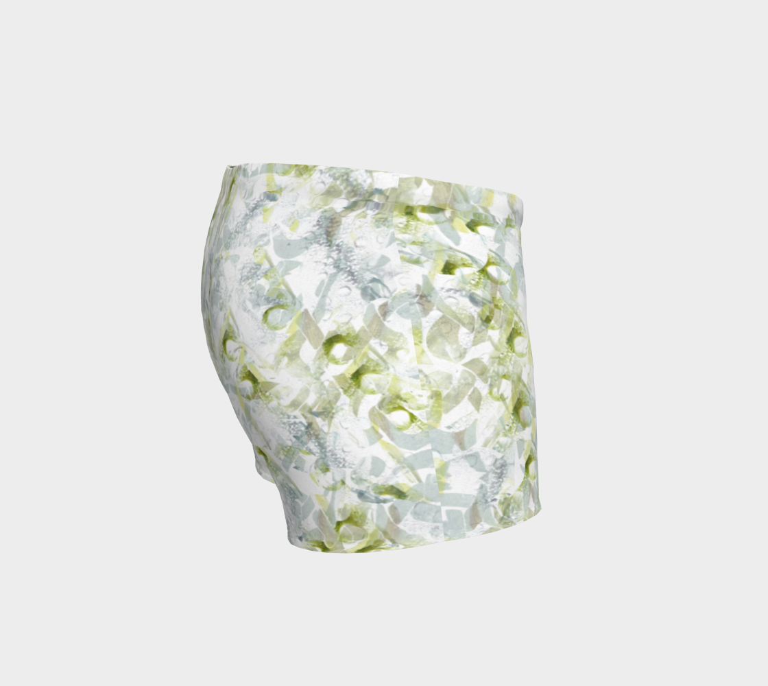 Spring Equinox Shorts by Laura Davis Art Studio preview #3