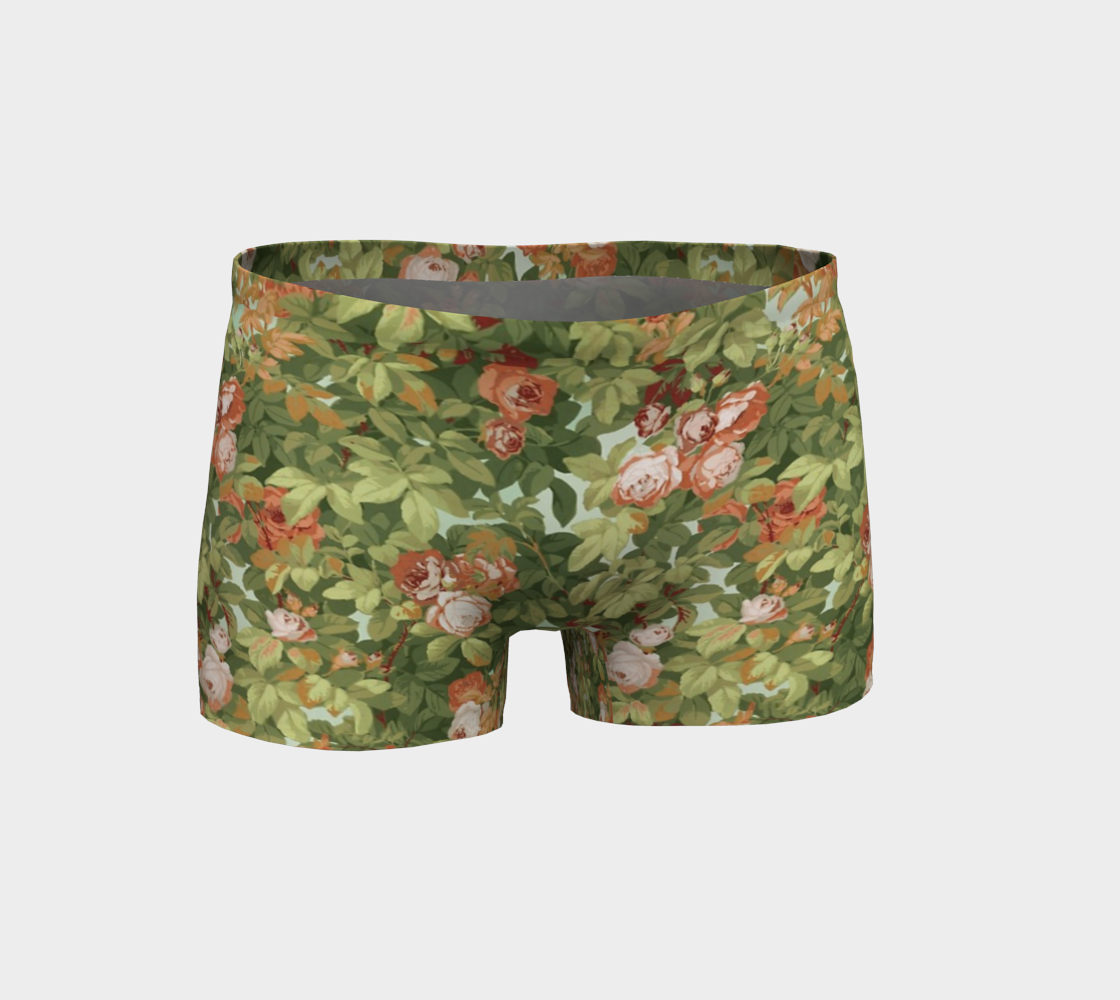 Roses Shorts preview