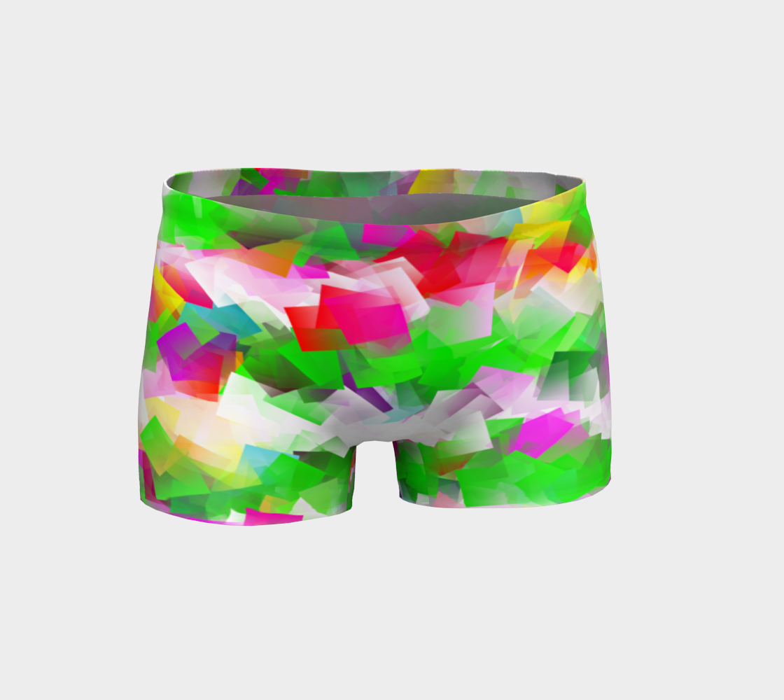 Neon Summer Cubes preview