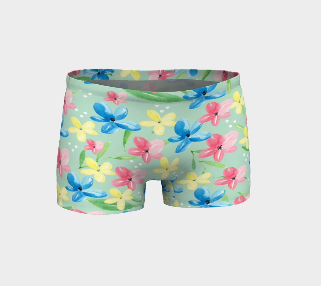 Aperçu de Floral Shorts