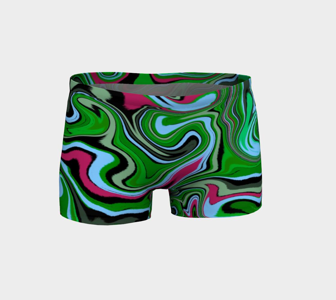 Storm Damage Short Shorts preview