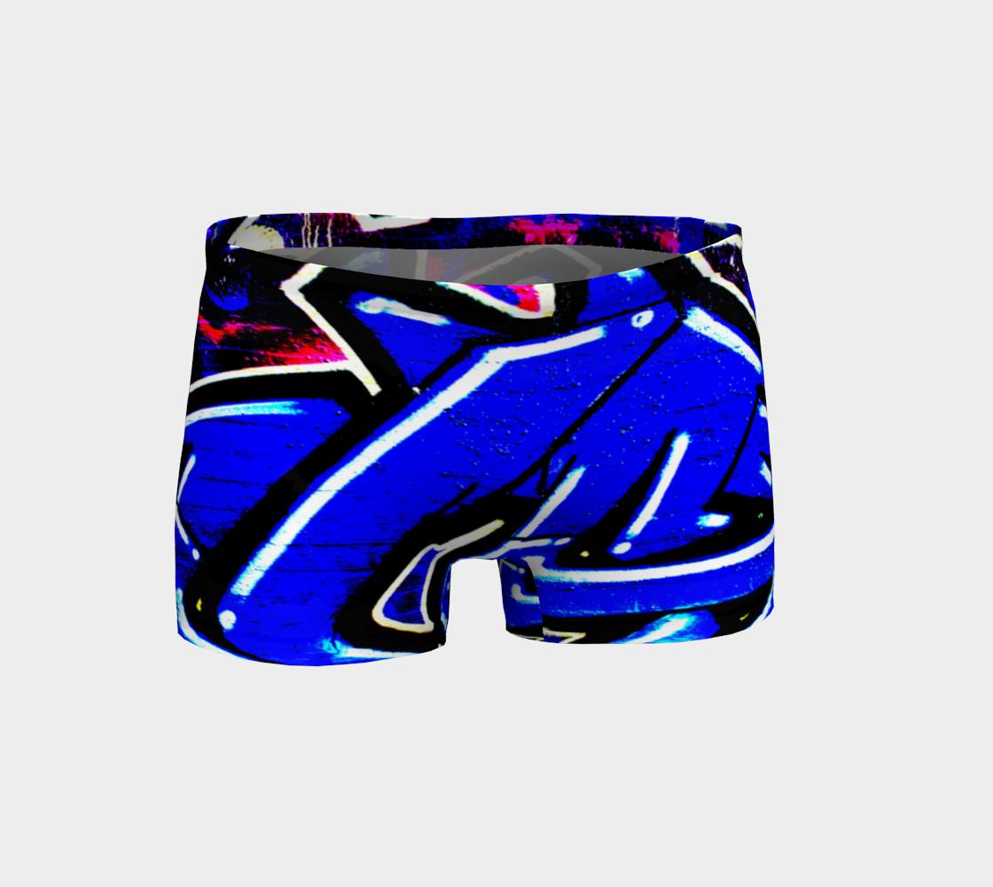 Graffiti 13 Shorts preview
