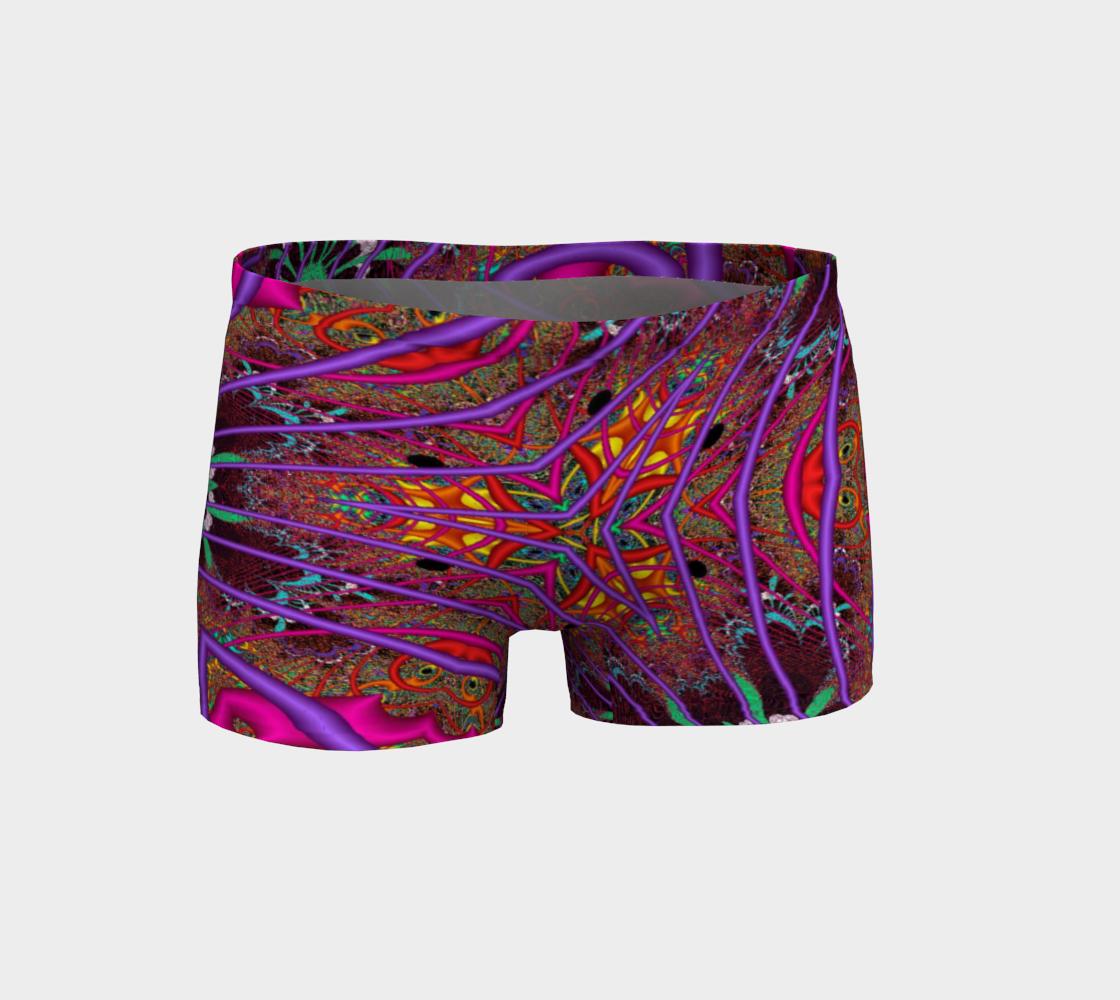 Aperçu de Wormhole Lace Shorts