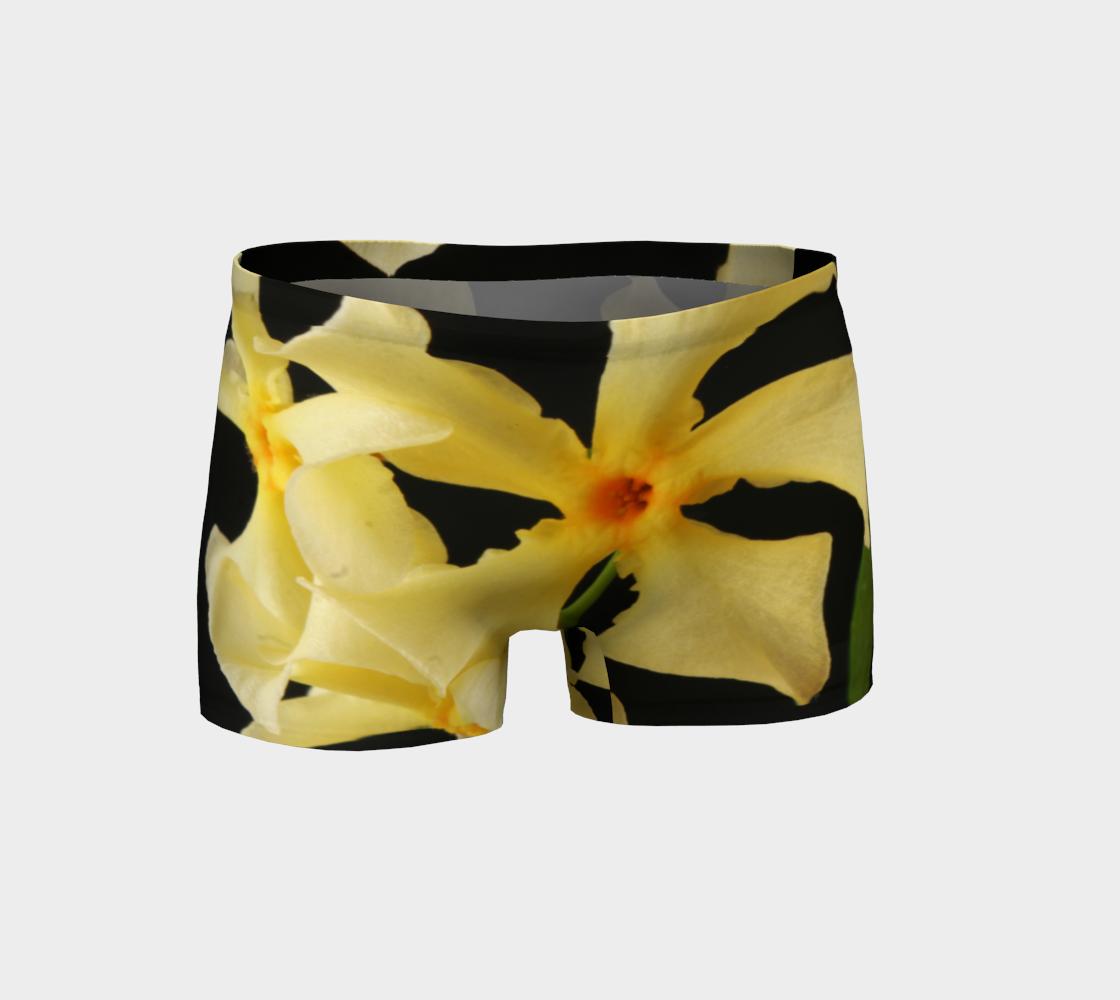 Star Jasmine Flower Shorts preview