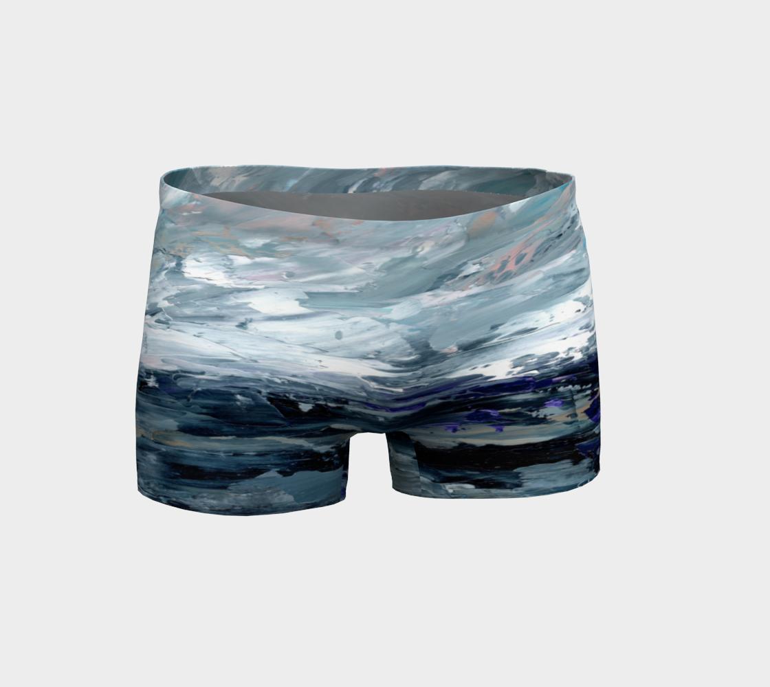 Aperçu de Misplaced Turquoise Shorts