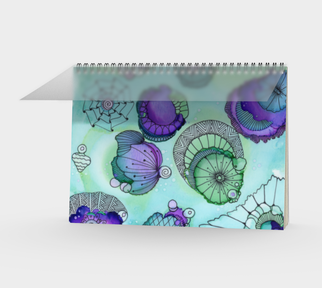 Pistachio Spiral Notebook preview