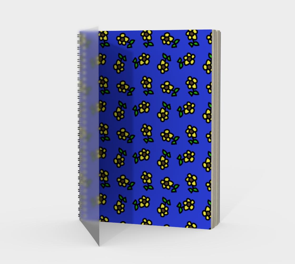 daisy royal blue aperçu