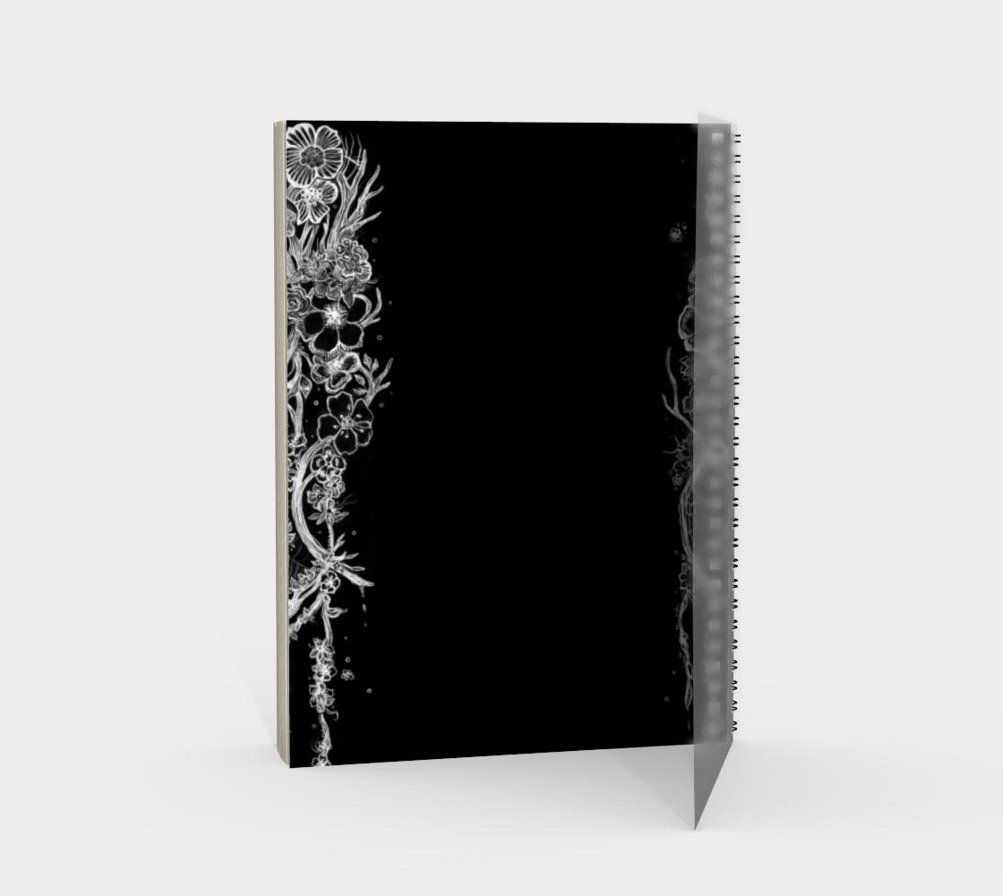 Greyhound Spiral Notebook preview #2