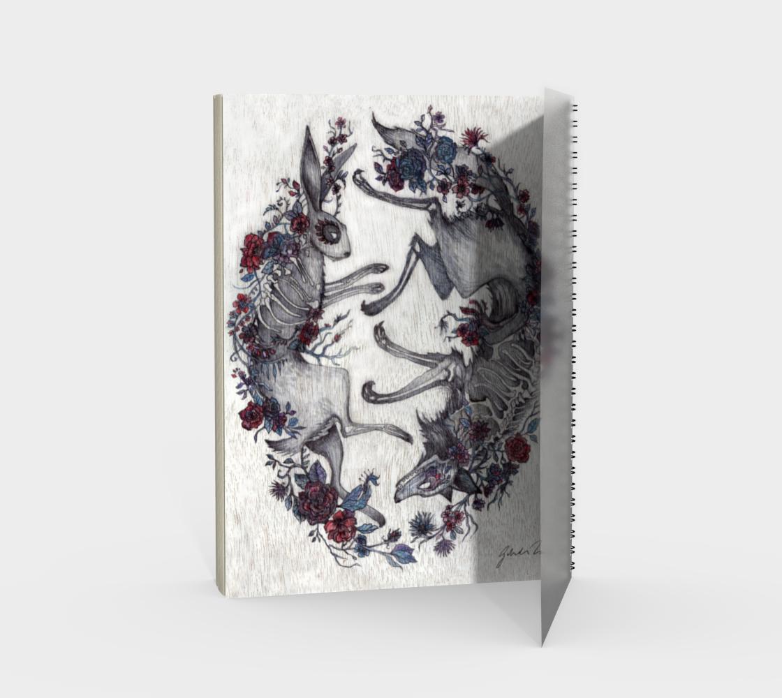 Spiral Notebook Decomposition preview #2