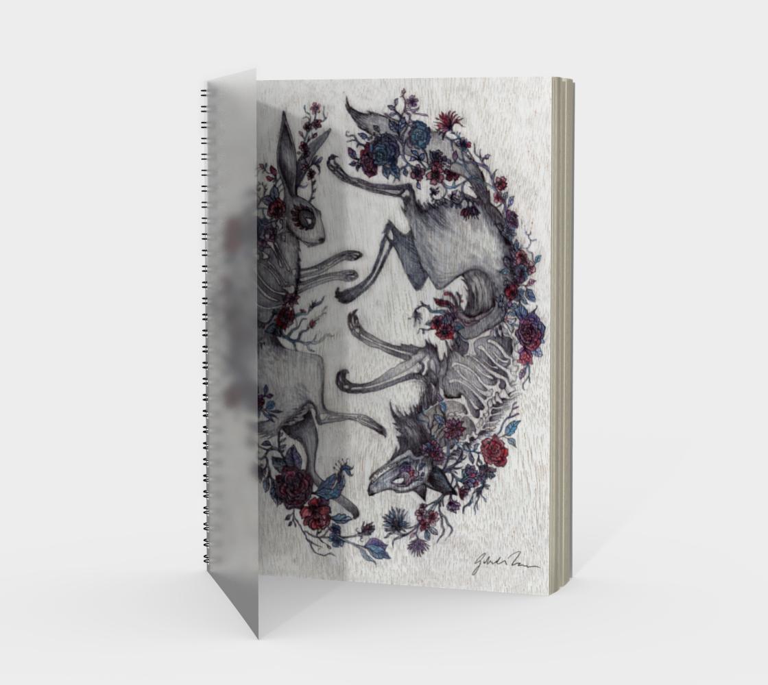 Aperçu de Spiral Notebook Decomposition