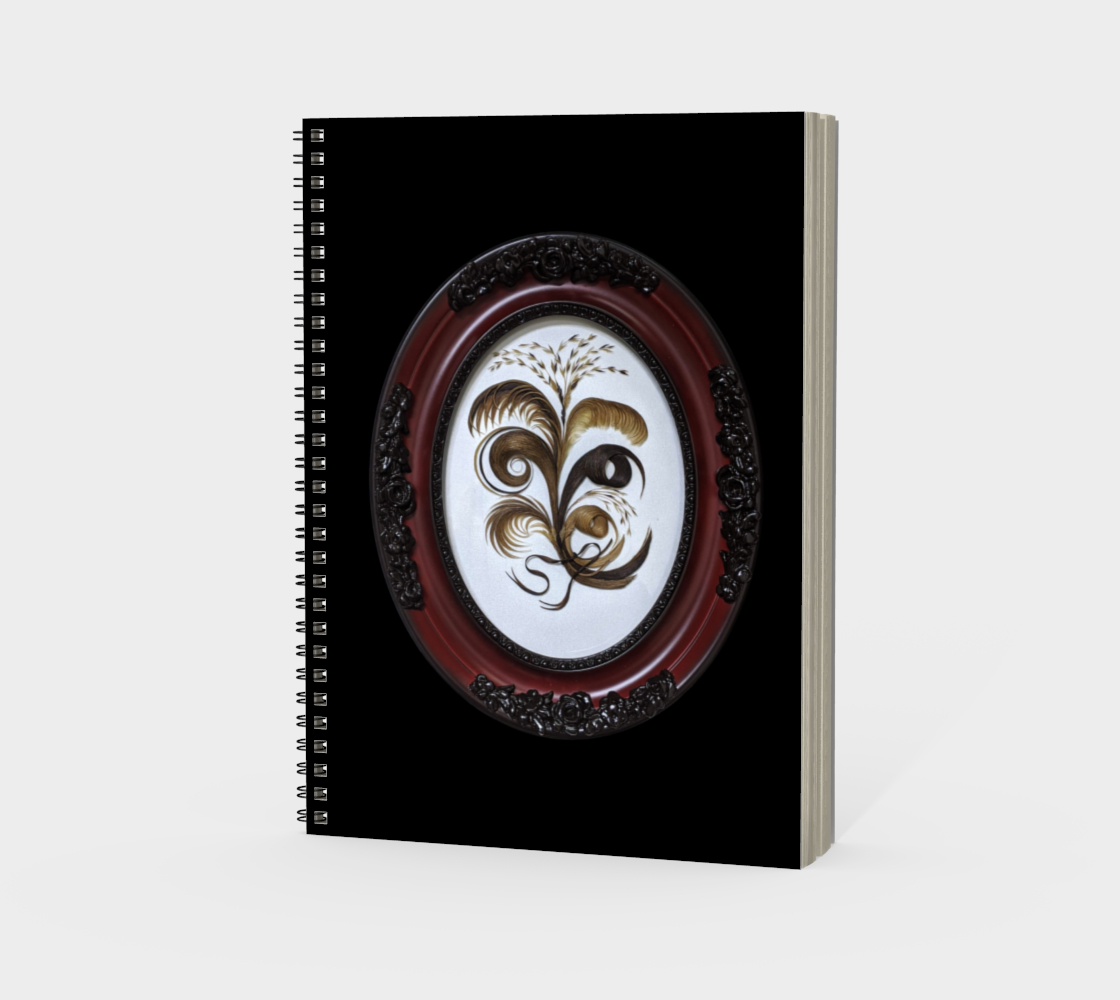 All That's Old is New Again Spiral Notebook preview #3