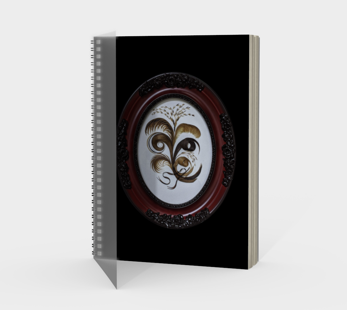 All That's Old is New Again Spiral Notebook preview #1