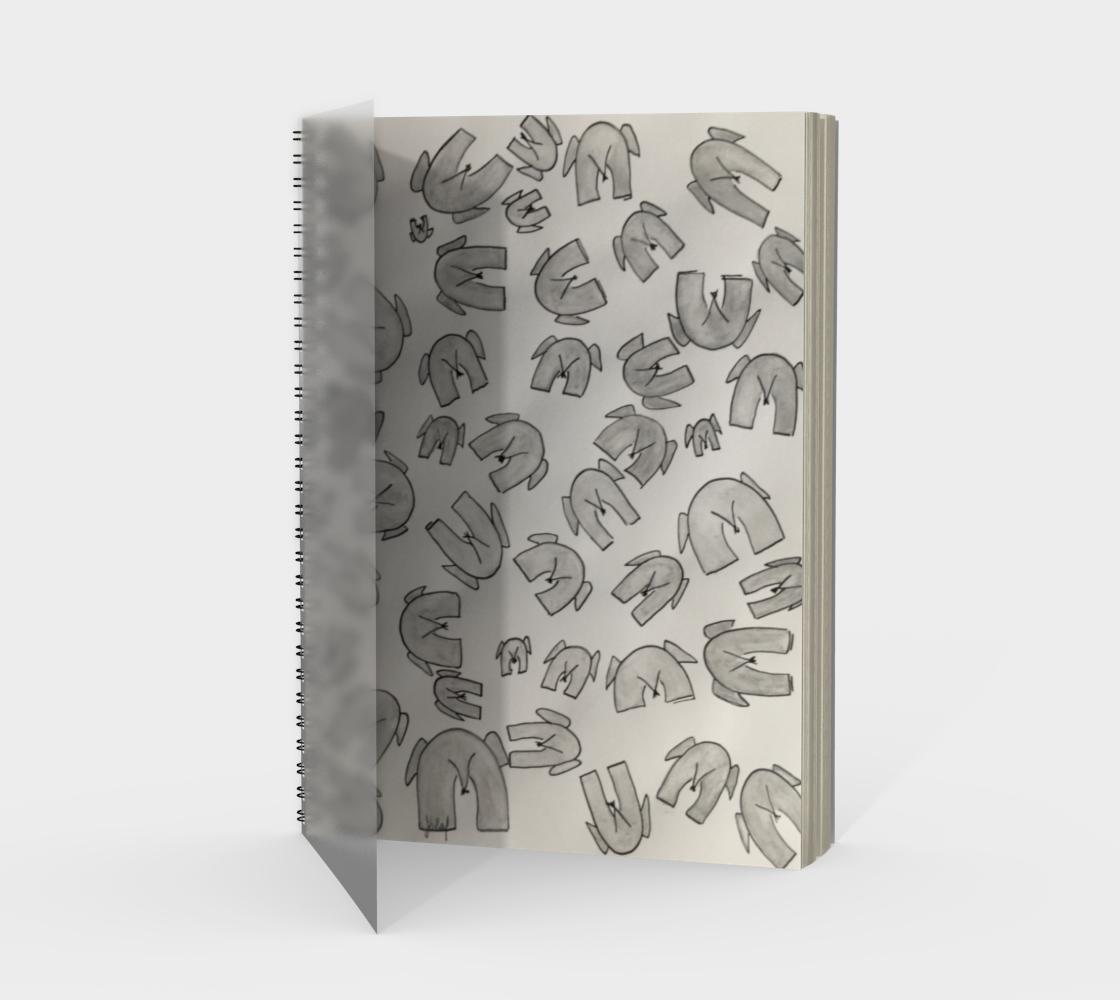 Eléphants gris preview