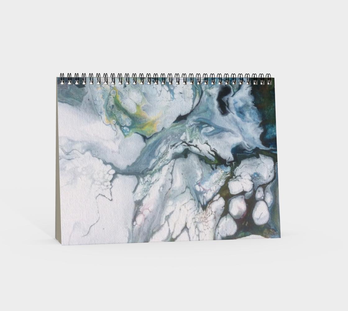 Aperçu de Le lys des glaces - Carnet/spirale(paysage) #4