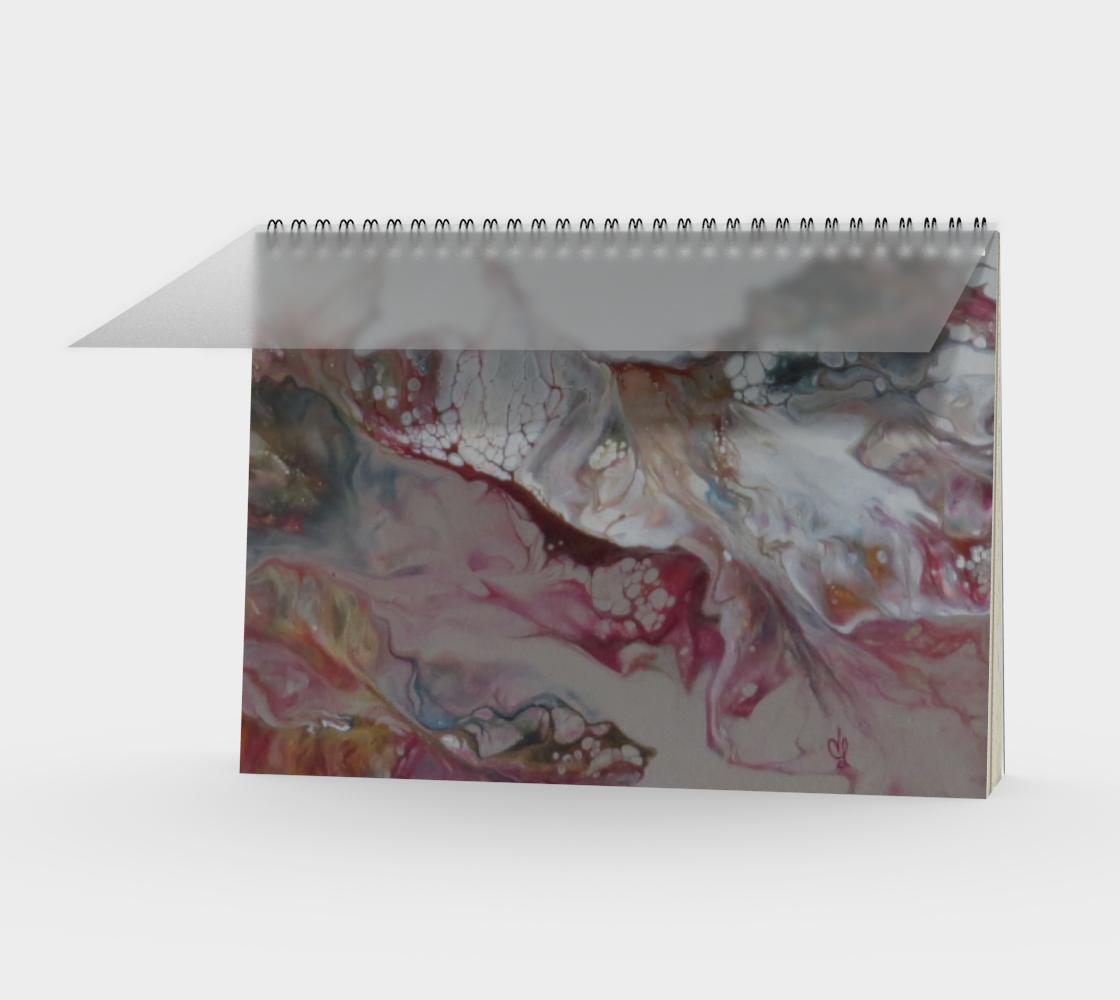Aperçu de Aux couleurs de L'Amadou - Carnet/spirale(paysage)