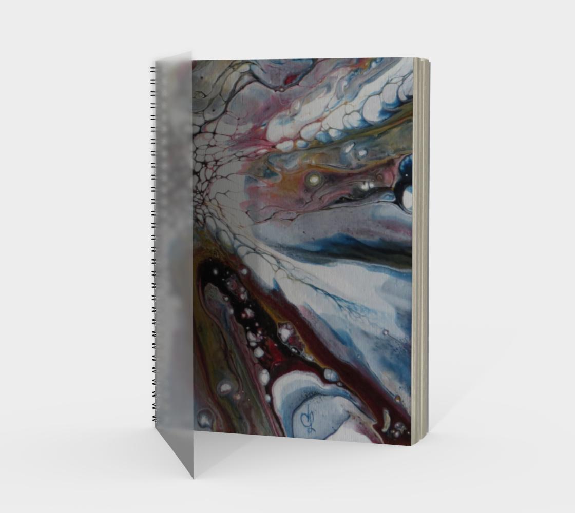Aperçu de Étincelle - Carnet/spirale(portrait)