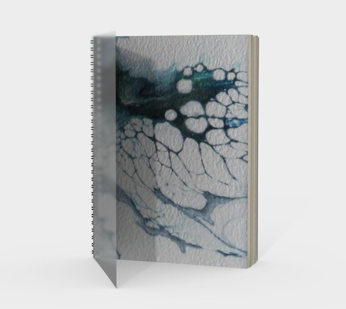 Aperçu de L'envol du papillon - Carnet/spirale(portrait)