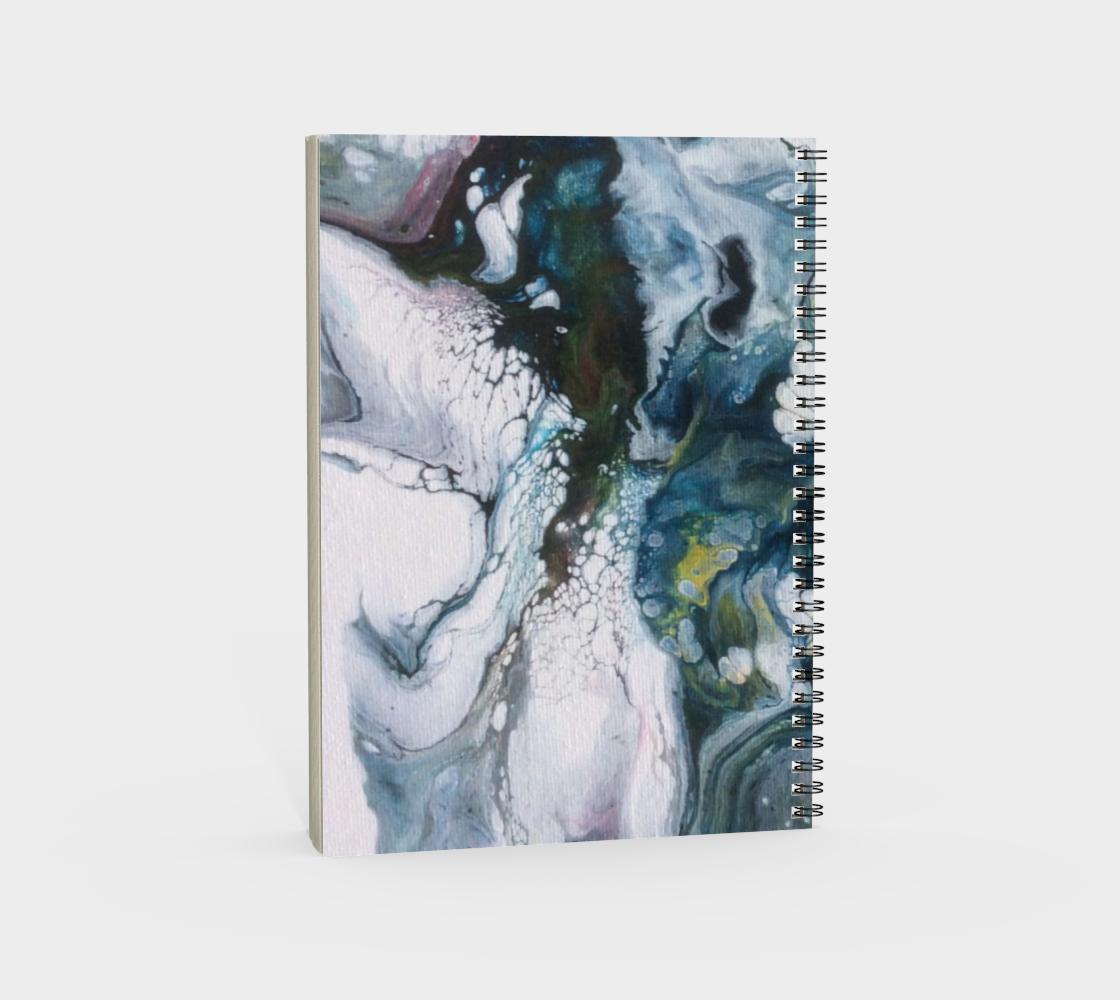 Aperçu de Le lys des glaces - Carnet/spirale(portrait) #4