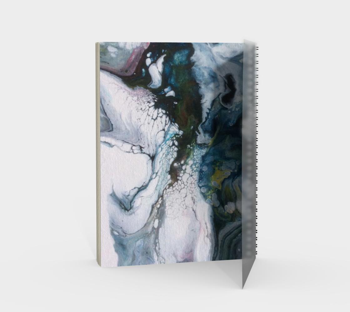 Aperçu de Le lys des glaces - Carnet/spirale(portrait) #2