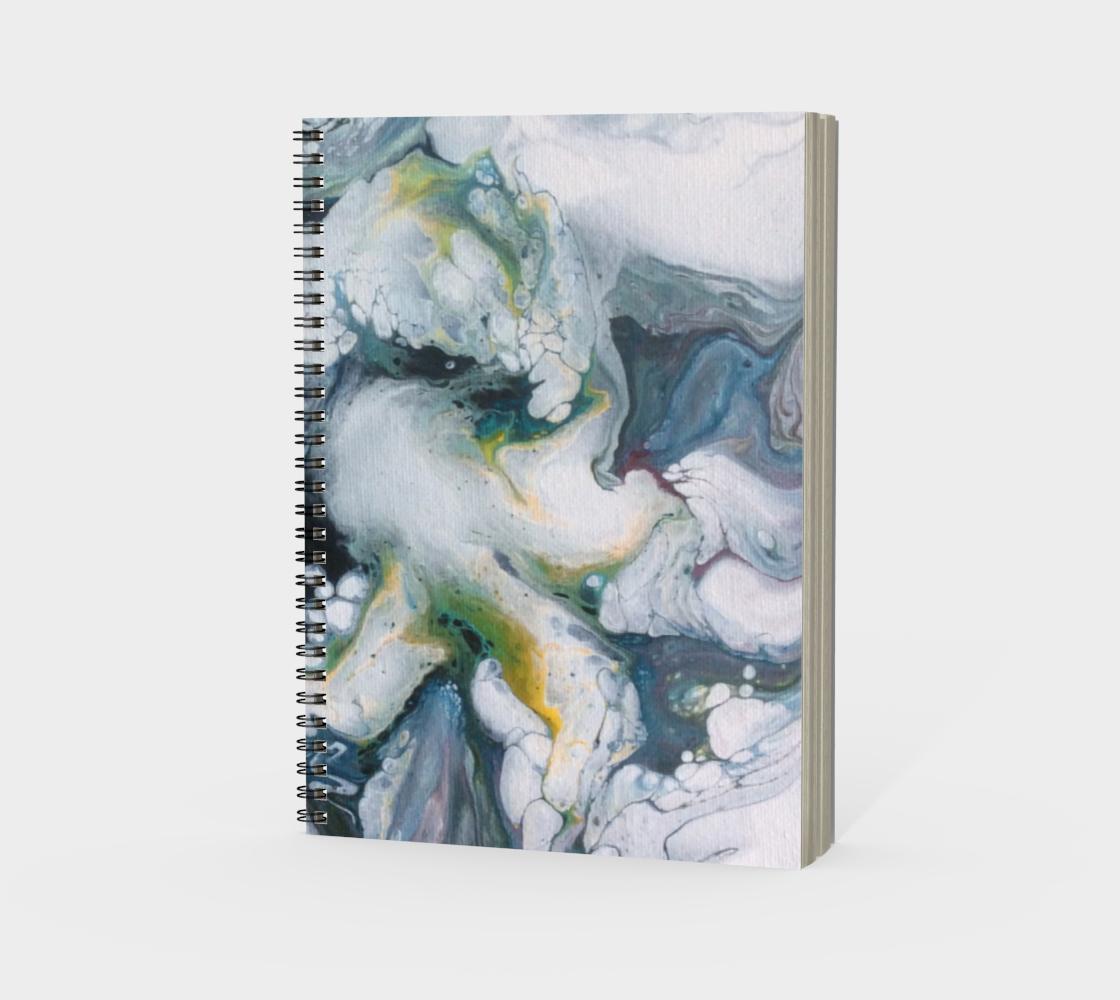 Aperçu de Le lys des glaces - Carnet/spirale(portrait) #3