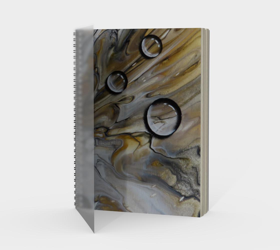Aperçu de Marée basse - Carnet/spirale(portrait)