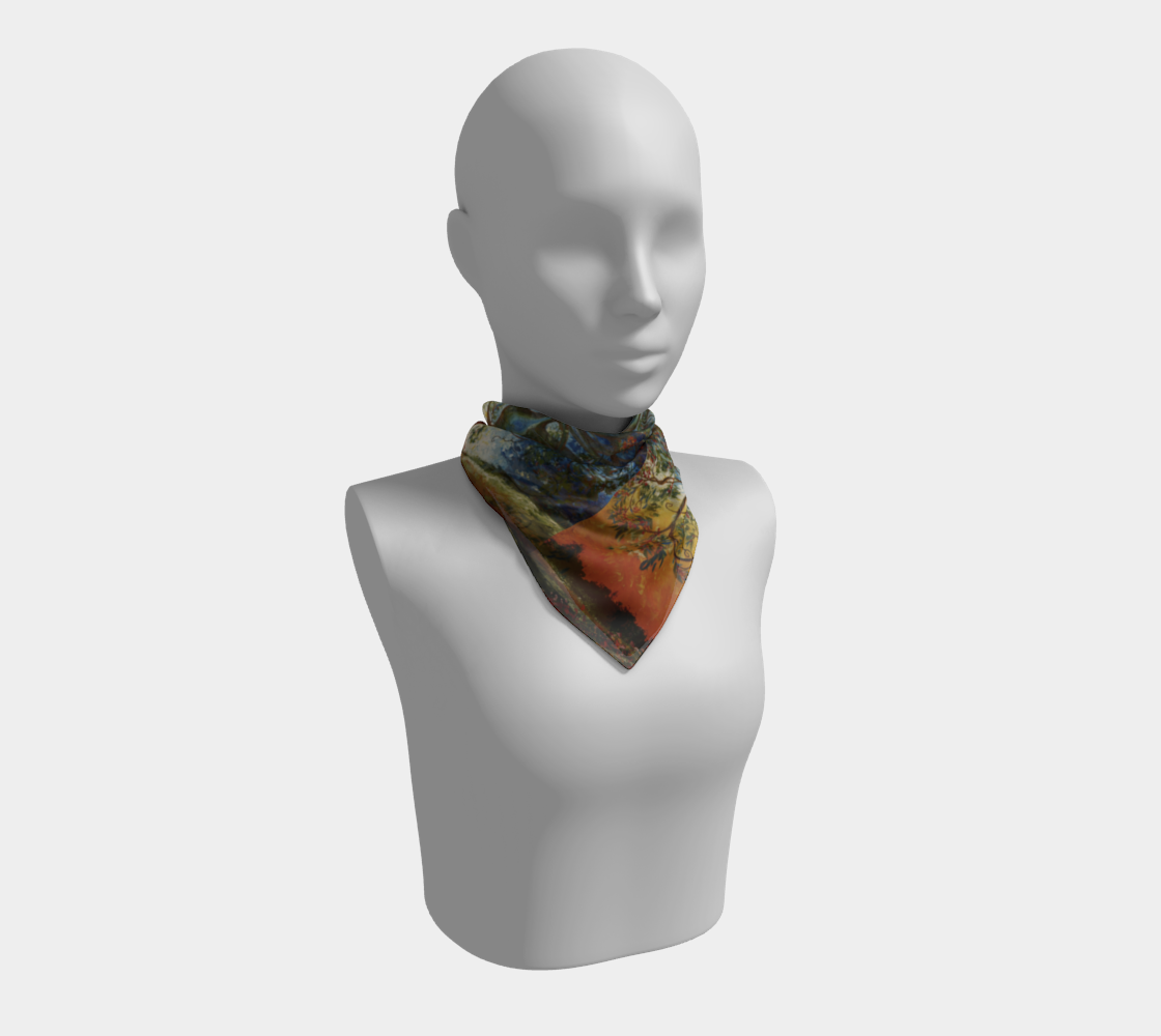 Clarty Scarf preview