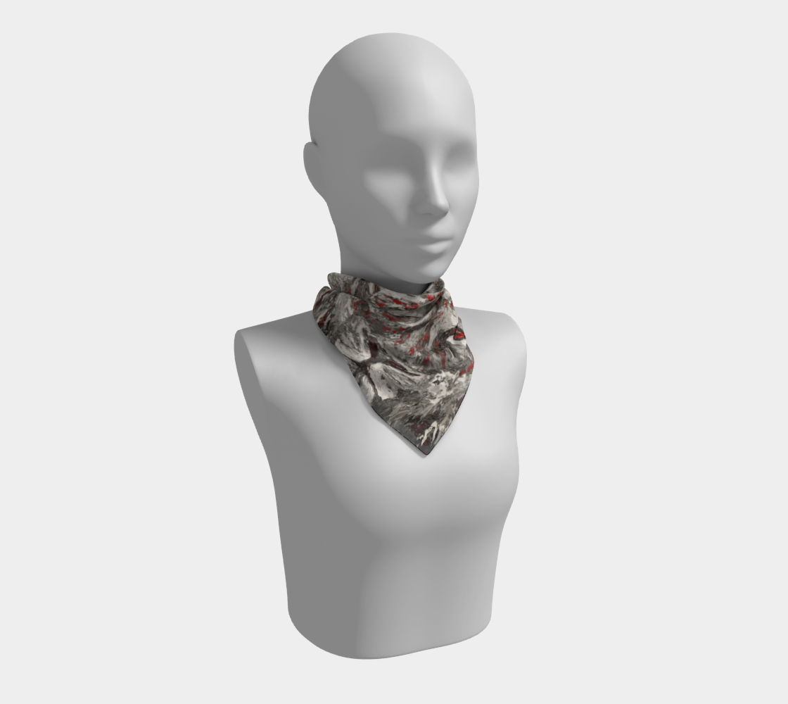 Sacred Masculine Scarf preview