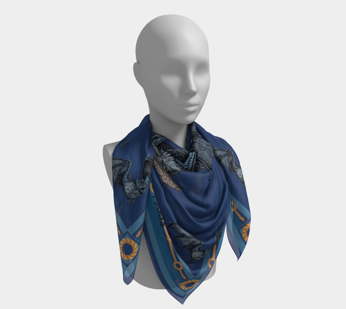Halloween Scarf preview #4