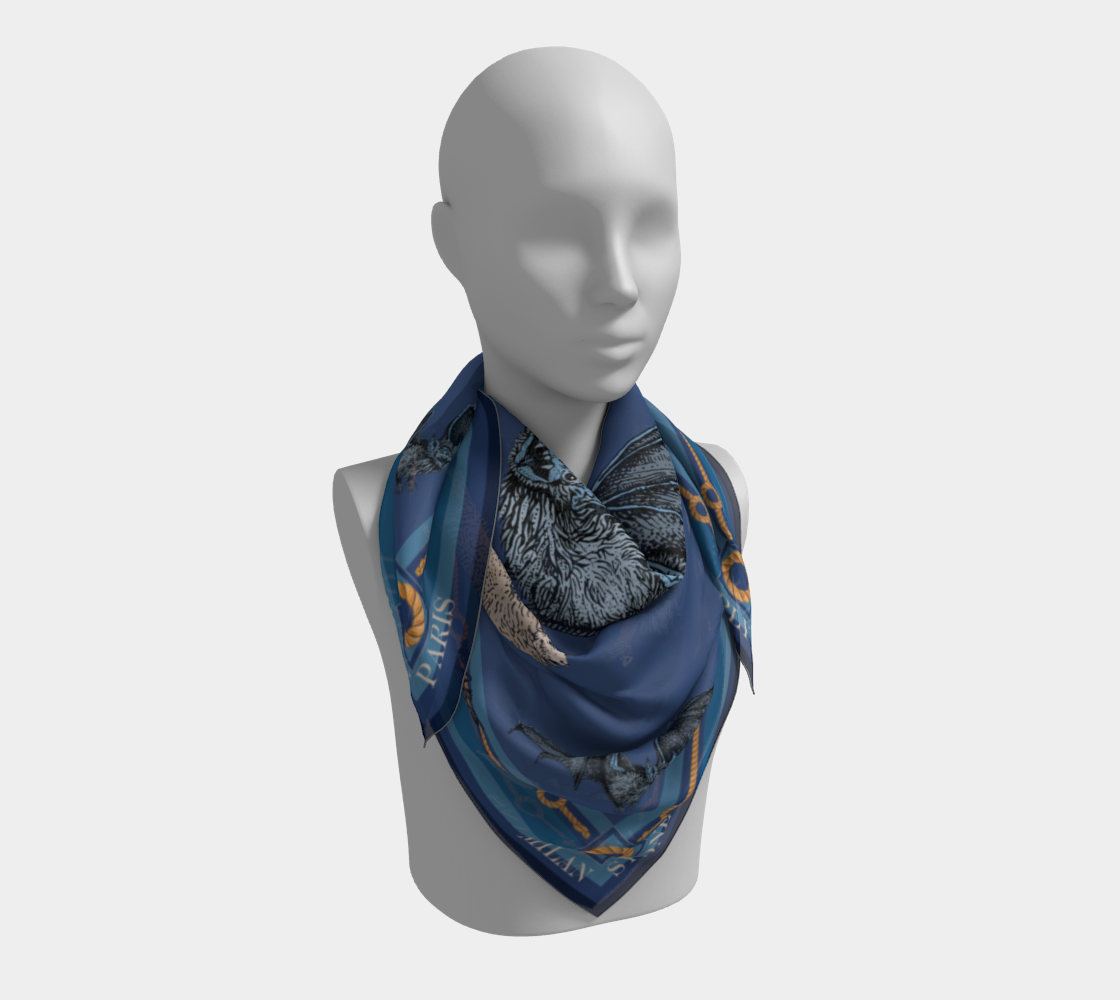 Halloween Scarf II preview #3