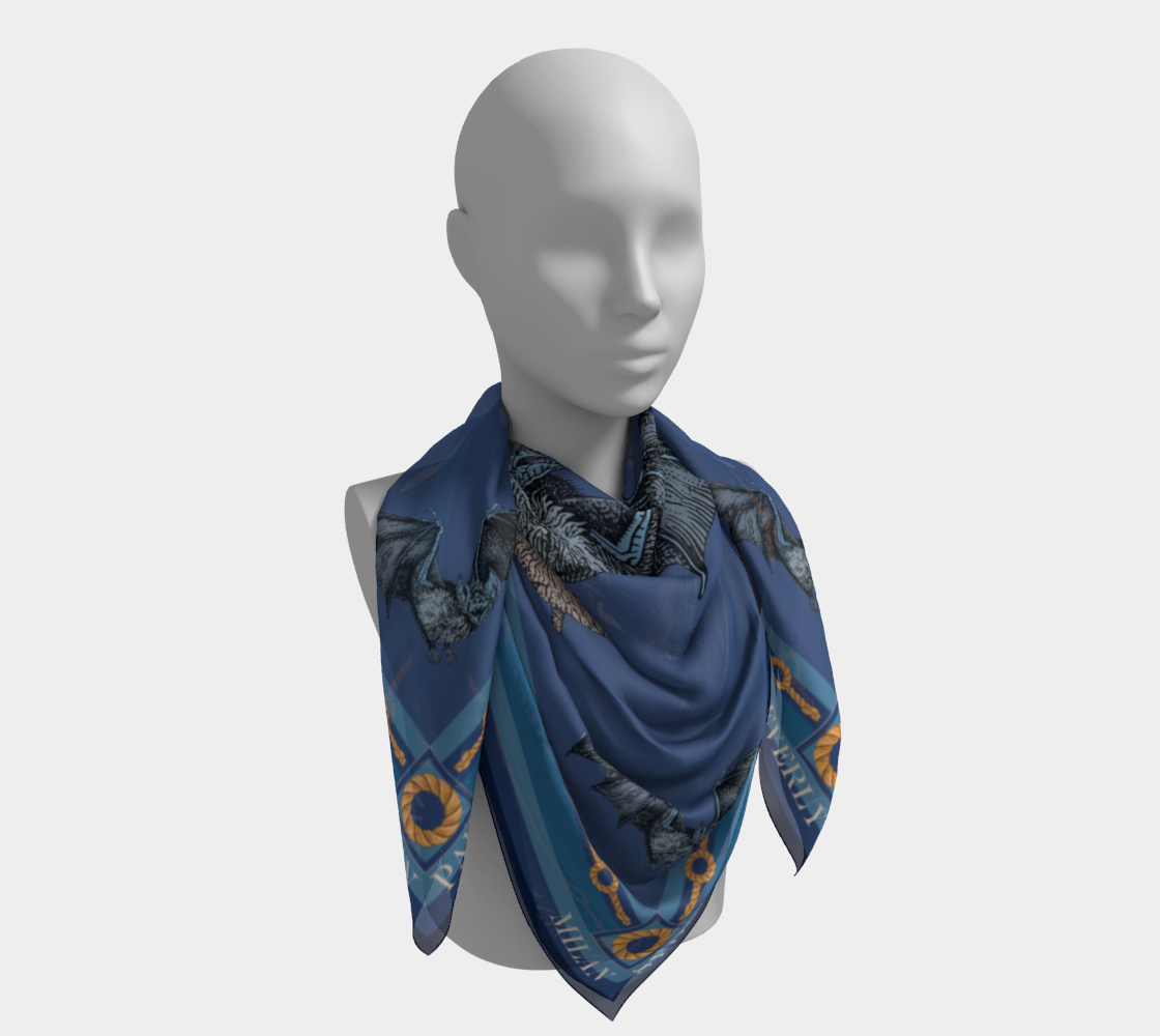 Halloween Scarf II preview #4