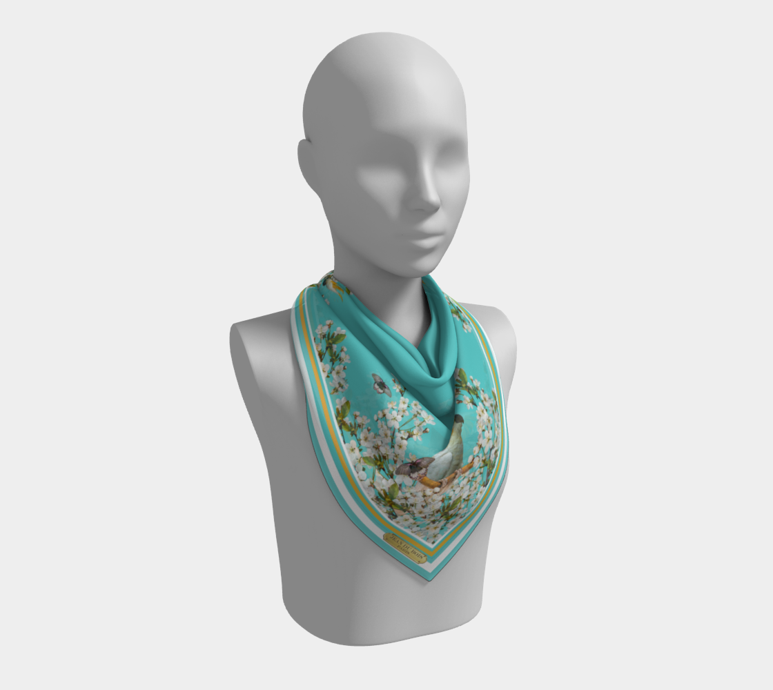 Cockatoo Scarf preview #2