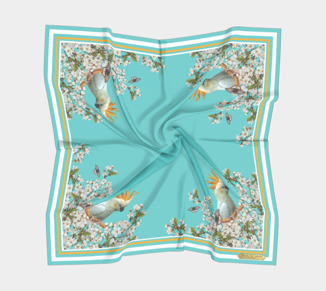Cockatoo Scarf preview #5