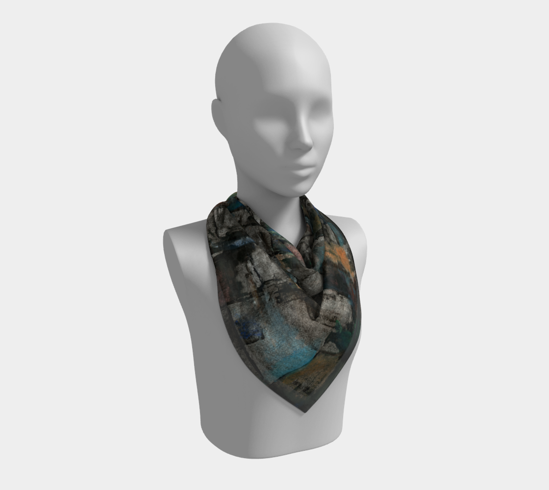 Ancient Ruins Scarf preview #2