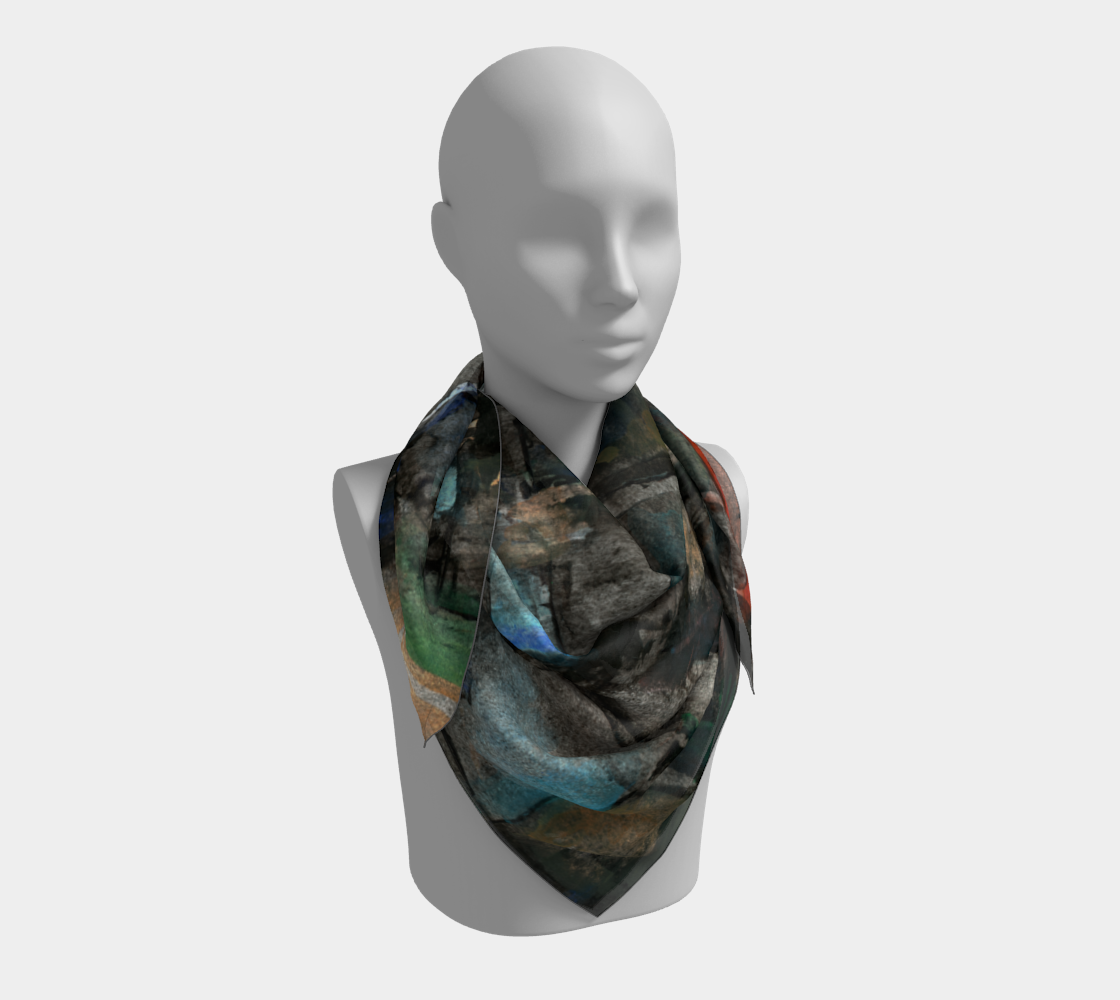Ancient Ruins Scarf preview #3