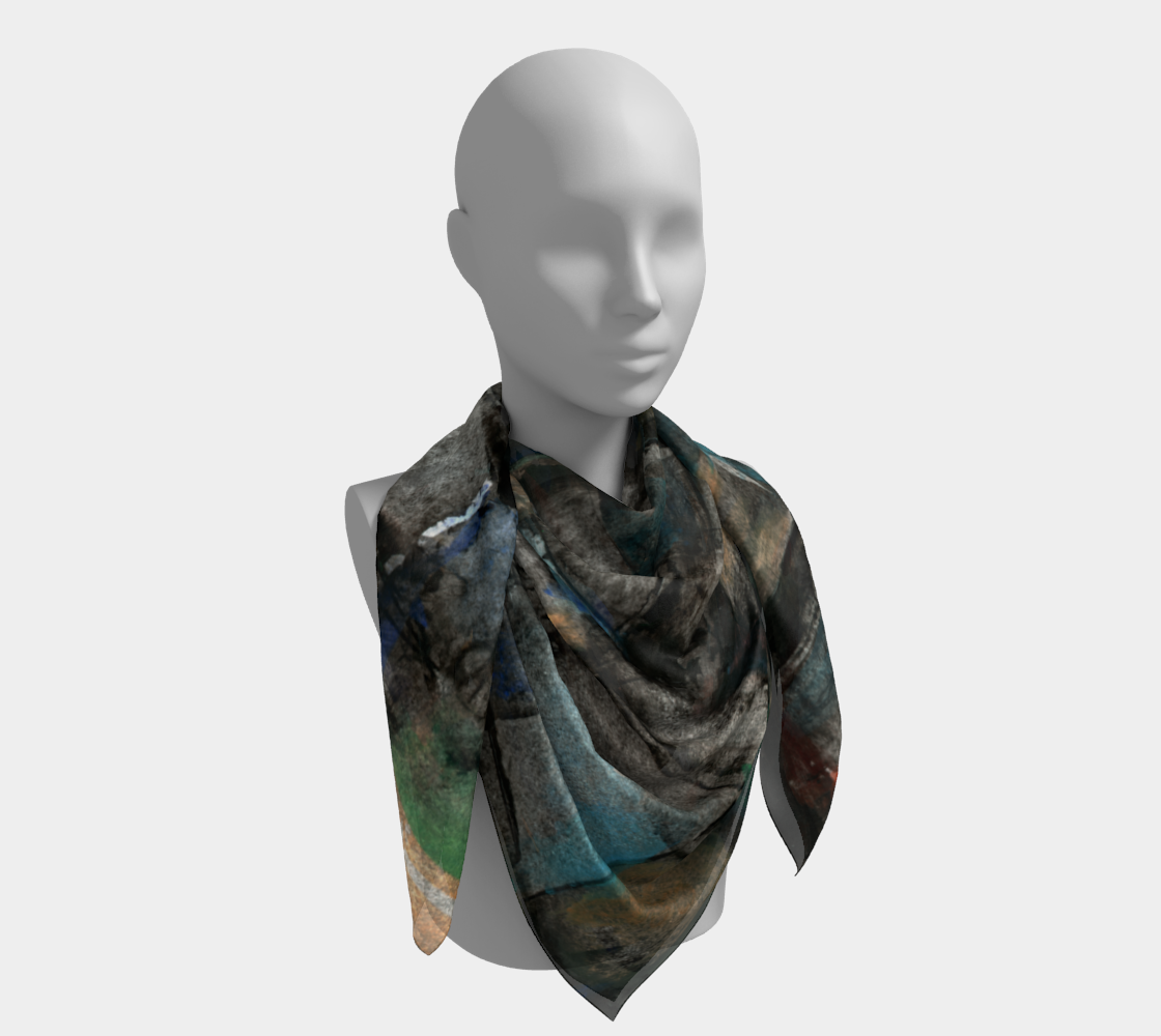 Ancient Ruins Scarf preview #4