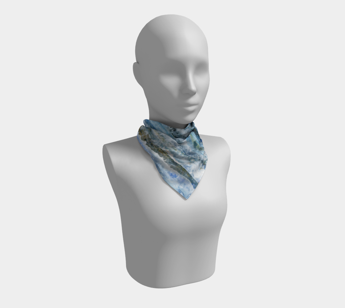 Waves Scarf preview