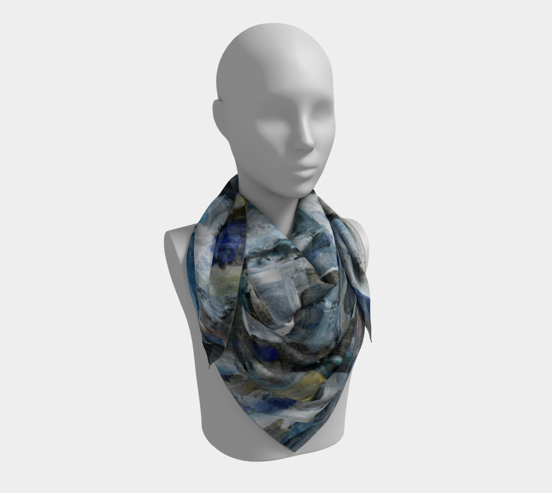 Waterfall Scarf preview #3