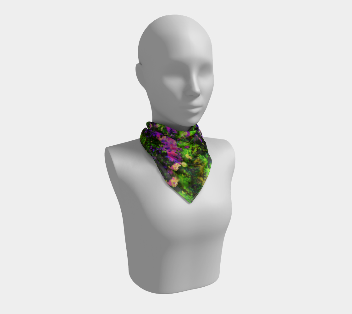 Backwards Glance silkscarf preview