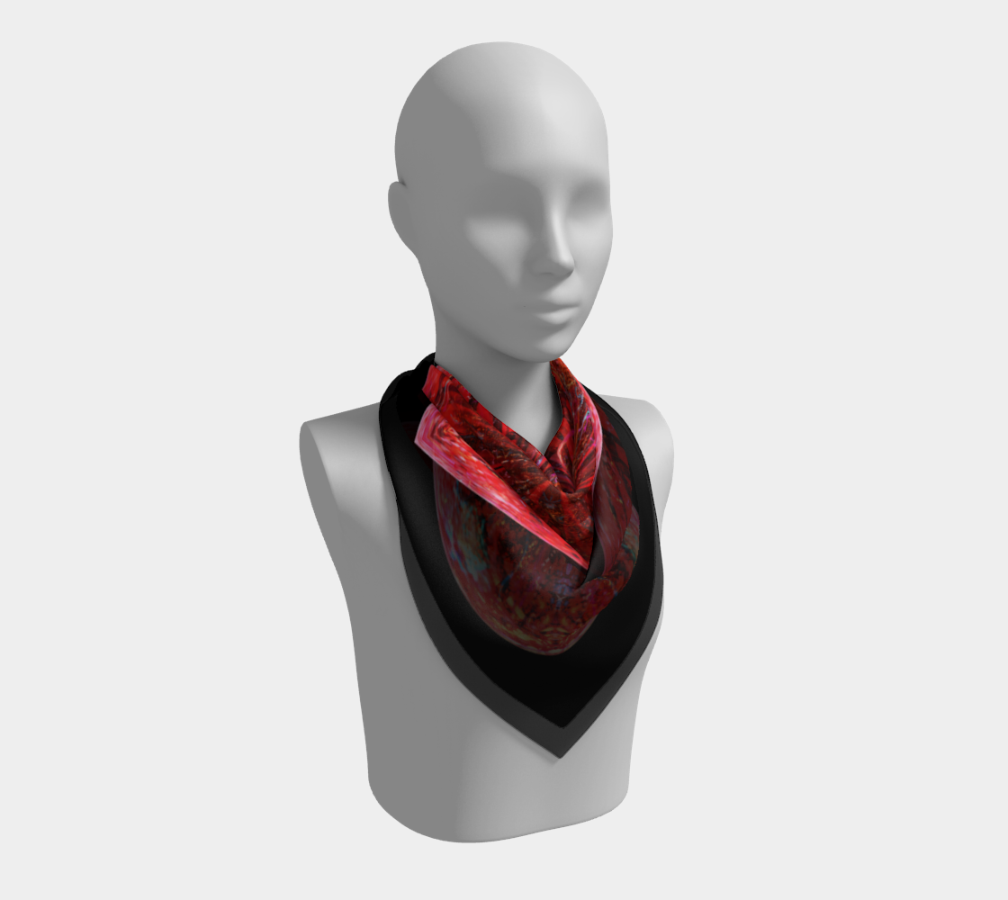 Full Heart Scarf preview #2