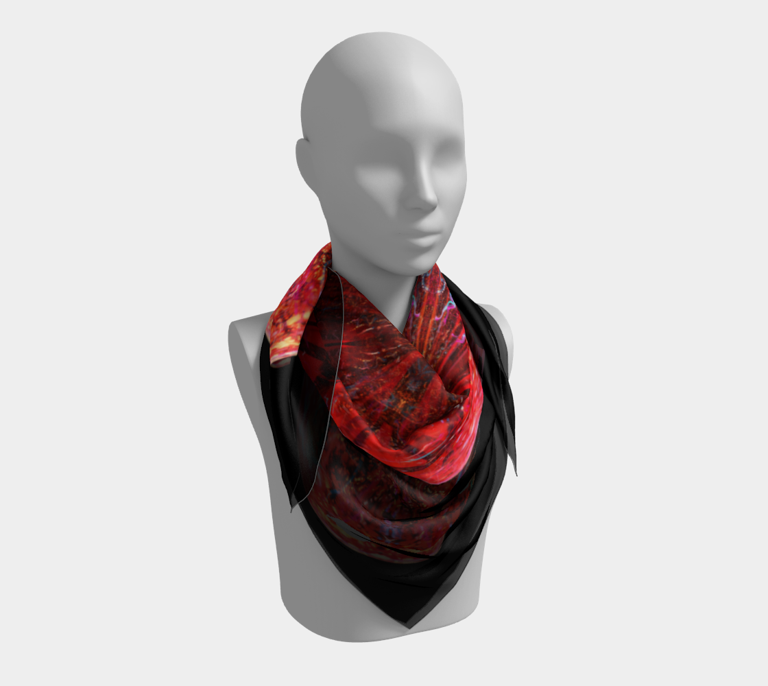 Full Heart Scarf preview #3