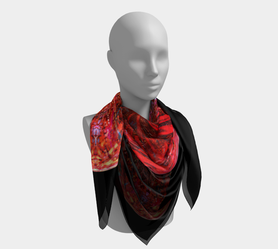 Full Heart Scarf preview #4