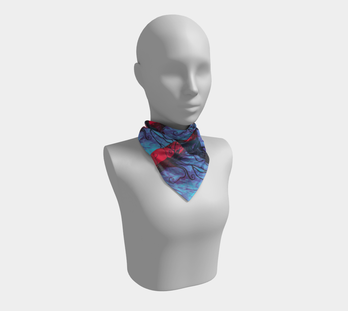 Mystic Night Scarf preview